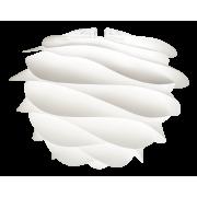 Carmina stor Vit, fantasifull lampor från Umage