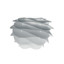 Carmina mini grå, fantasifull lampa från Vita