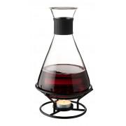 Glöggkaraff Rosita i glas från Dorre