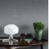 Lampstativ bord justerbart, Tripod Base vit från VITA