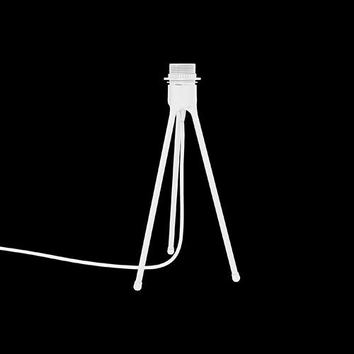 Lampstativ bord, Tripod vit från Umage