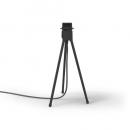 Lampstativ bord, Tripod svart från Umage