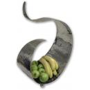 Fruktfat Lotus i rostfritt från Globalxdesign