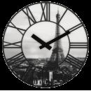 Väggklocka La Ville, 3D klocka från NeXtime