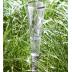 Regnmätare Campo från Blomus, borstat rostfritt stål