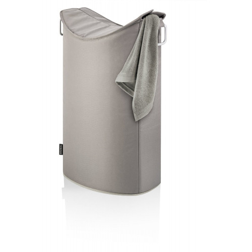 Tvättkorg Frisco från Blomus, Taupe