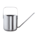 Vattenkanna Planto 1L från Blomus, borstat rostfritt stål