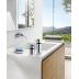 Tvålhållare Areo från Blomus, stor i rostfritt stål