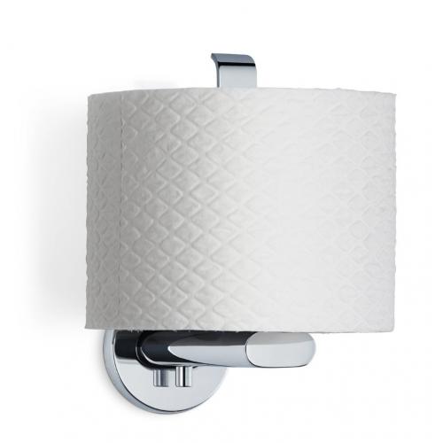 Toalettpappershållare Areo från Blomus, vägghängd i rostfritt stål